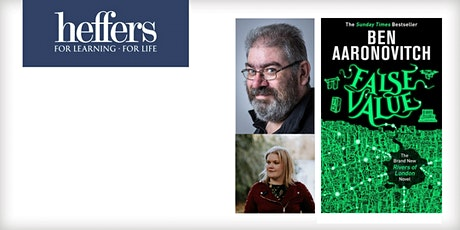 'False Value' - Ben Aaronovitch in conversation with AK Larwood tickets