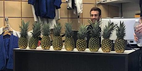 The Pineapple Invitational: Free Full IBJJF Rules Tournament tickets