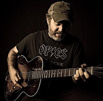 POSTPONED - Scott H. Biram w/ Stevie Tombstone