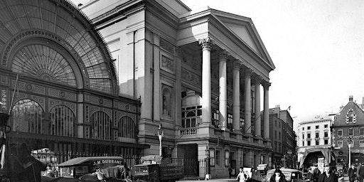 Architecture Walking Tour: Covent Garden & St Giles.