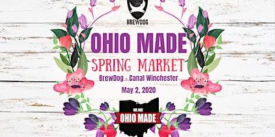 Ohio Made Spring Market - DogTap Columbus