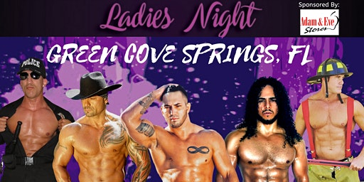 Live Male Revue Show | Ladies Night: Green Cove Springs, FL at Boogerville Hideout Bar