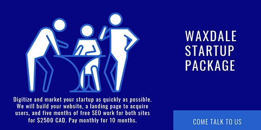 Pitch to digitize and market your startup quickly (Monday to Sunday 6 pm).