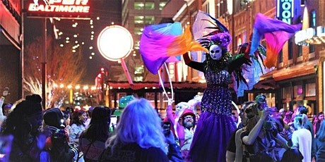2020 Power Plant LIVE! and Lord Baltimore Hotel Mardi Gras Party Package tickets