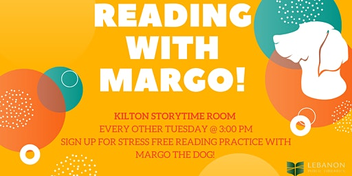 Stress-Free Reading Practice for Beginning Readers with Margo the dog!