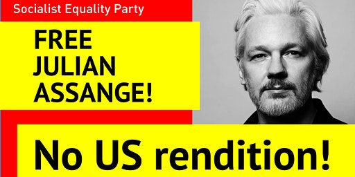 Free Julian Assange! No US rendition!