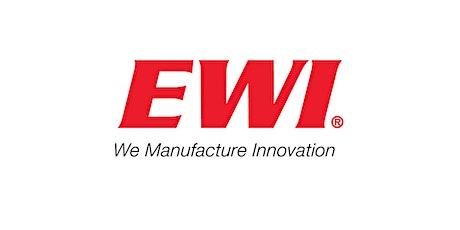 EWI - Herrmann Ultrasonics Welding Seminar - April 22, 2020 tickets