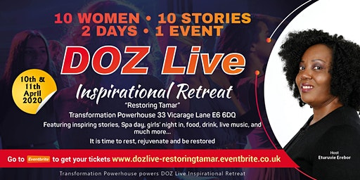 DOZ Live - Restoring Tamar