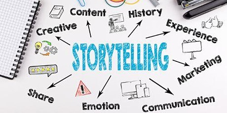 Storytelling for Small Business & Nonprofits w/Ken Branson tickets