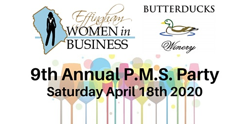 9th Annual P.M.S. Party
