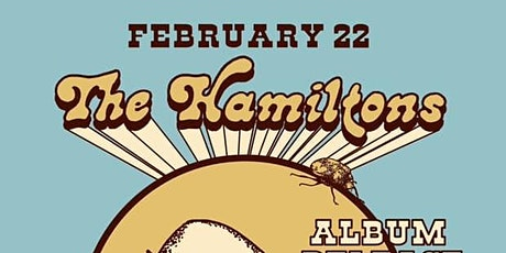 The Hamiltons Vol. 1 Album Release Party at the Ridglea Theater tickets