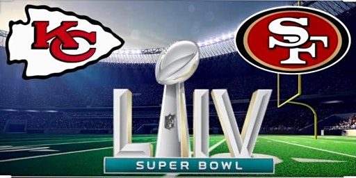 Super Bowl LIV Party, Great Drink Specials, Free Admission!