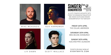 Mike McKenzie, Gus Harrower, Liv Dawn & Scott Wallace @ The Cellar tickets