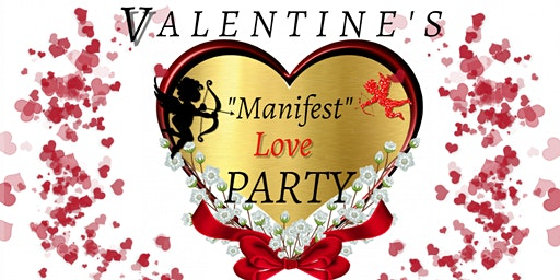 """Manifest Love""  Valentine's Vision Board Party!!"