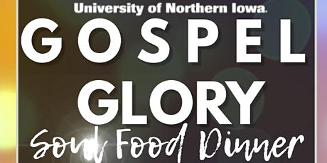Gospel Glory Concert/ Soul Food Dinner tickets