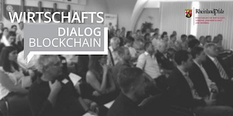 Wirtschaftsdialog Blockchain in Mainz Tickets