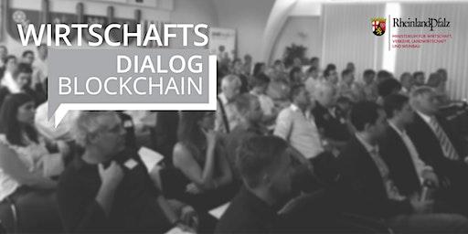Wirtschaftsdialog Blockchain in Mainz