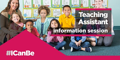 Teaching Assistants - Information Session (starting September 2020) tickets