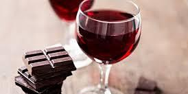 For the Love of Wine and Chocolate