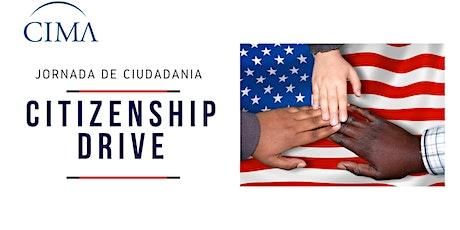 Citizenship Drive February 1st / Jornada de Ciudadania Febrero 1 entradas