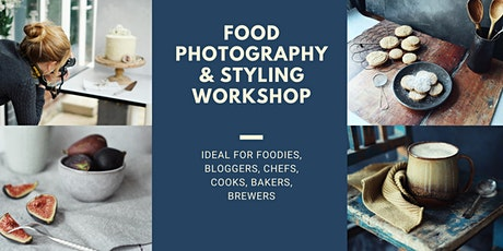 Spring Food Photography and Styling Workshop tickets