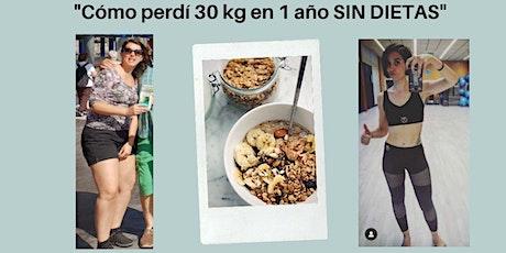 Cómo perdí 30kg en un año SIN DIETAS entradas
