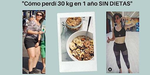Cómo perdí 30kg en un año SIN DIETAS
