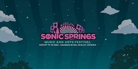 Sonic Springs Music & Arts Festival tickets