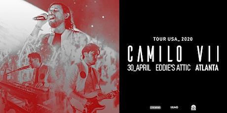 Camilo Séptimo tickets