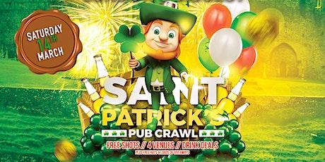 The St Patricks Camden Pub Crawl tickets