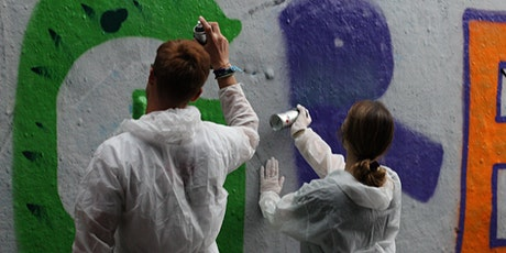 #LeakeStreetLIVE Valentines Inspired Graffiti Workshop (for Couples) tickets