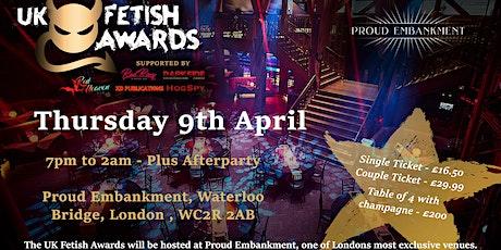 Uk Fetish Awards tickets