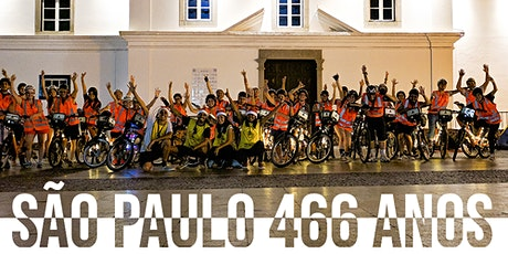 BikeTour Noturno - Aniversário de SP ingressos