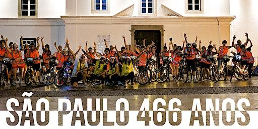 BikeTour Noturno - Aniversário de SP
