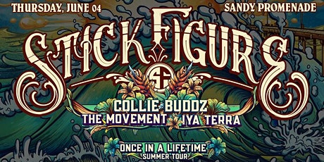 Stick Figure - Once in a Lifetime Tour tickets