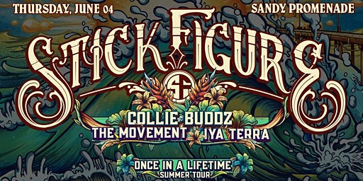 Stick Figure - Once in a Lifetime Tour
