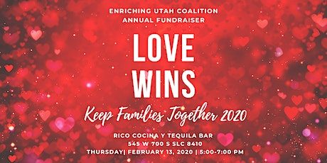 LoveWins: Keep Families Together 2020 tickets