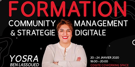 formation digitale 2020 tickets