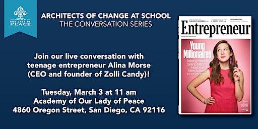 Architects of Change: Alina Morse