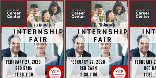 YCP 7th Annual Internship Fair : For-Profit