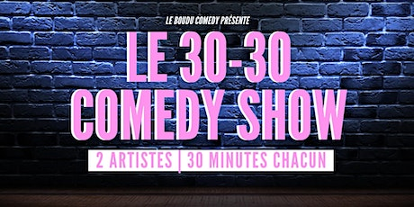 30|30 by Boudu Comedy tickets