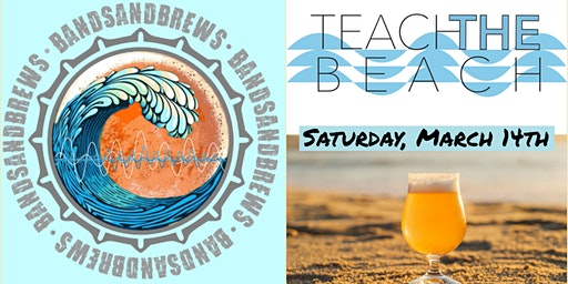 BandSandBrews Craft Beer and Music Festival for a Cause!