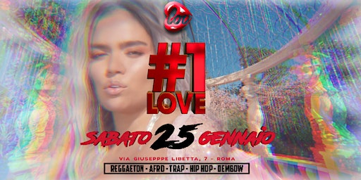 Sabato 25.01 @ Lov Club - Via Libetta 7