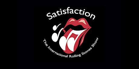 Satisfaction - The International Rolling Stones Show billets