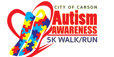 City of Carson Autism Awareness Day 5K Run/Walk tickets