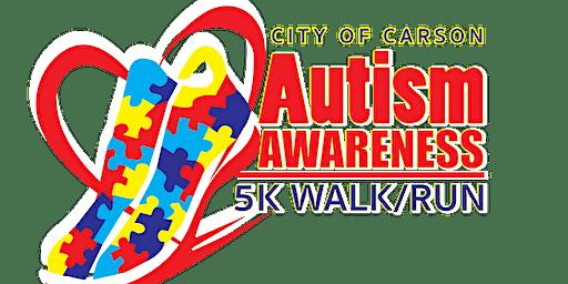 City of Carson Autism Awareness Day 5K Run/Walk