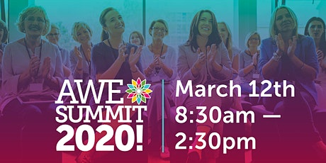 2020 AWE Summit - Awesome Women Entrepreneurs tickets