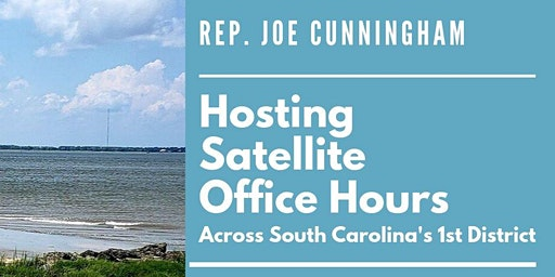 Rep. Cunningham's James Island Satellite Office Hours