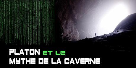 Conférence interactive : Platon et le Mythe de la Caverne billets