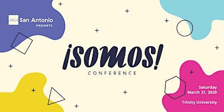 ¡SOMOS! Conference tickets